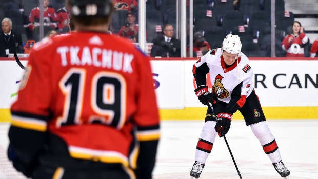 Matthew Tkachuk and Brady Tkachuk