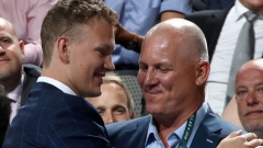 Brady and Keith Tkachuk