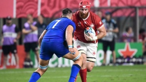 Canada loses forward Sheppard to concussion at Rugby World Cup