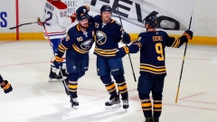 Johansson scores in OT, Sabres top Canadiens 5-4 Article Image 0