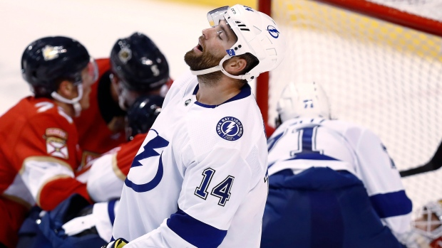 Tampa Bay Lightning still lugging the baggage of last season's playoff collapse - TSN.ca