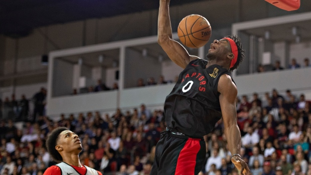 Terence Davis primed to become Toronto Raptors' next out-of-nowhere success story - TSN.ca