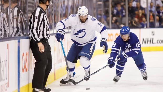 Babcock 'happy with' Leafs' defensive progress this season - TSN.ca