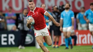 Wales beat Uruguay to top Pool D at Rugby World Cup