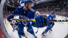 Vancouver Canucks call up defenceman Ashton Sautner from AHL affiliate Article Image 0