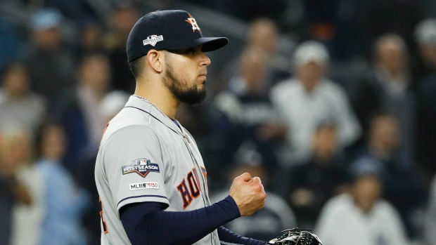 Game 4 of ALCS postponed due to weather - TSN