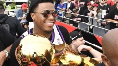 NBA champion Raptors say they're excited for the challenge of upcoming season Article Image 0