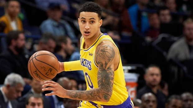 Kyle Kuzma to Make Debut vs. Mavericks on Friday