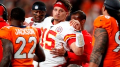 AP Source: Chiefs QB Mahomes expected to miss 4-6 weeks Article Image 0