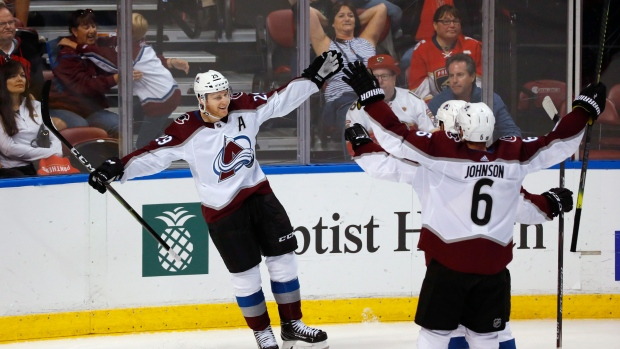 Avalanche Roll Past Lightning 6-2 Saturday Night | Best Bolts Coverage