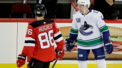 Hughes beats Hughes as Devils top Canucks 1-0 Article Image 0