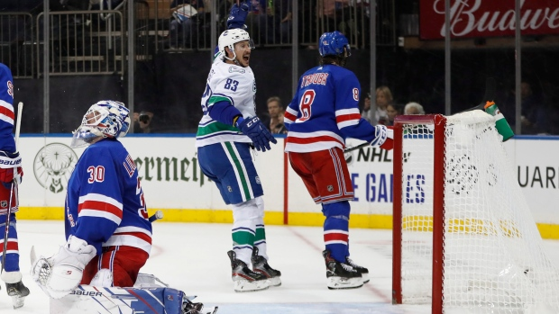 Five Takeaways: Canucks vs Rangers - TSN.ca