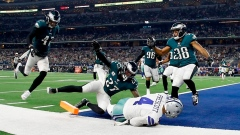 Another slow start dooms Eagles in 37-10 loss to Cowboys Article Image 0