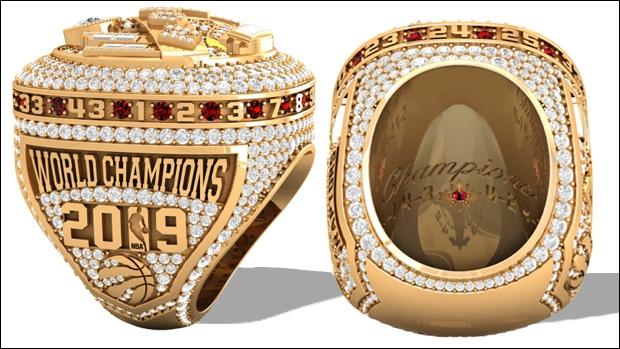 How Kyle Lowry Helped Craft Raptors Historic Championship Ring Tsn Ca