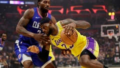 Leonard leads Clippers over LeBron and Lakers 112-102 Article Image 0