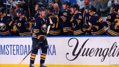 Eichel has 2 goals, 2 assists as Sabres beat Sharks in OT Article Image 0