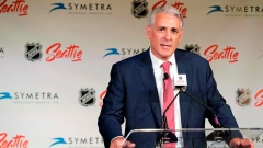 Ron Francis diving right in as NHL GM in Seattle Article Image 0