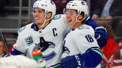 Bo Horvat Jake Virtanen