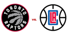 Raptors vs. Clippers
