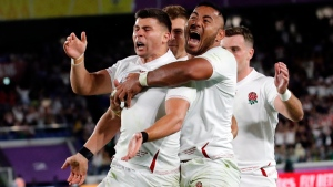 England upsets All Blacks to reach Rugby World Cup final