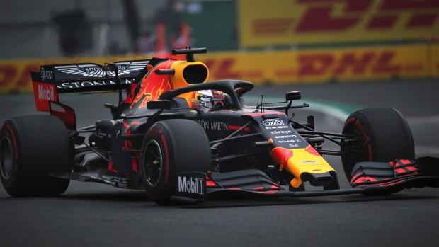 Verstappen takes pole for Mexican GP - TSN