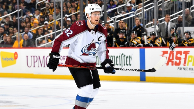 Avs' Gabriel Landeskog out indefinitely with injury