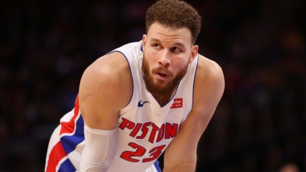 Blake Griffin undergoes surgery on left knee, no timetable for return