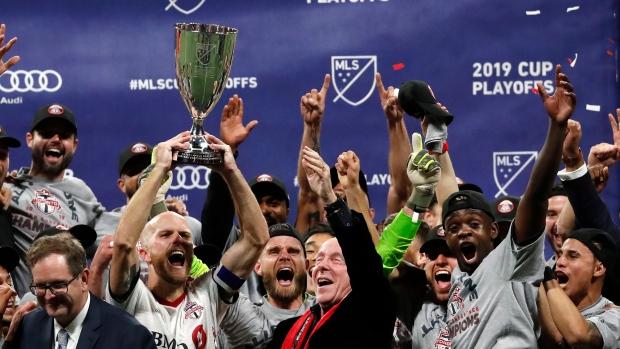 DeLeon the hero as TFC returns to MLS Cup with upset of Atlanta - TSN