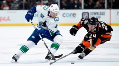 Getzlaf's goal, Gibson's 39 saves put Ducks past Canucks 2-1 Article Image 0