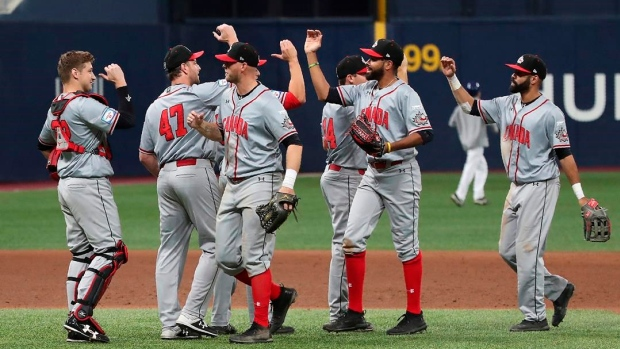 Canada beats Cuba in Olympic baseball qualifying opener - TSN ca