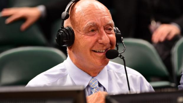 ESPN's Dick Vitale announces lymphoma diagnosis