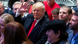 Trump to provide commentary on Holyfield-Belfort fight