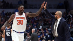 Julius Randle David Fizdale