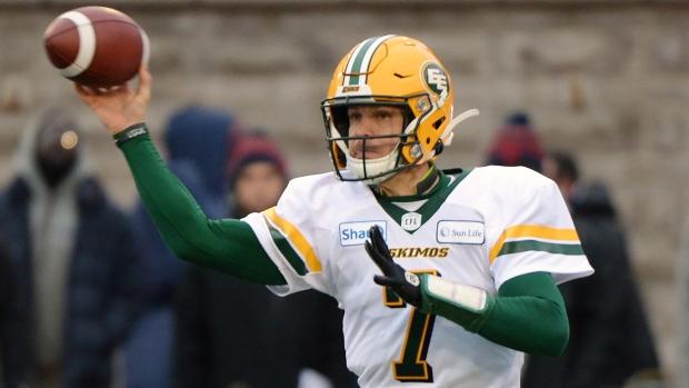 Dave Naylor's Kickoff: Demotion drama in Edmonton - TSN.ca