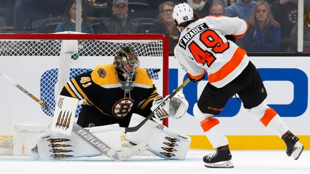 Boston Bruins vs. Philadelphia Flyers - 11/10/19 NHL Pick, Odds, and Prediction