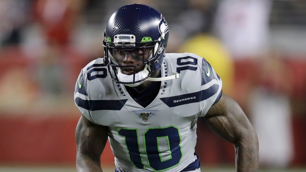 Josh Gordon of the Seattle Seahawks has been suspended again