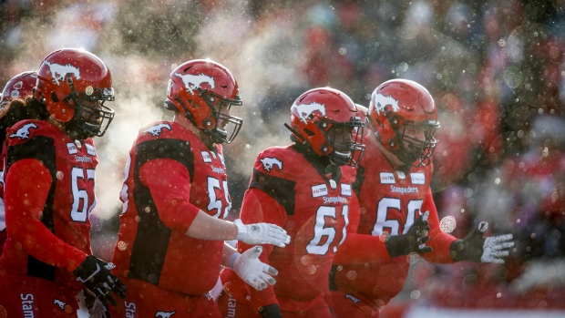 Calgary Stampeders Organization Informs Employees Of Pay Cuts Tsn Ca