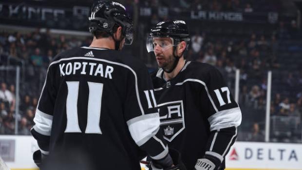 Los Angeles Kings captain Anze Kopitar on Ilya Kovalchuk: 'It's ...