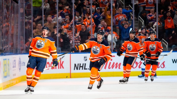 Connor McDavid sets career high with six points against Colorado Avalanche - TSN.ca