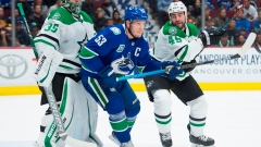 Tyler Seguin with goal and assist, surging Stars beat Canucks 4-2 Article Image 0