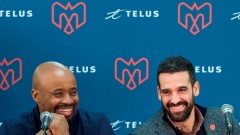 Alouettes expect to re-sign head coach Khari Jones after successful season Article Image 0