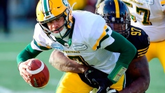 Eskimos offer no excuses after digging early hole in Hamilton in CFL East final Article Image 0