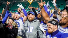 Blue Bombers earn Grey Cup berth with 20-13 win over Roughriders Article Image 0