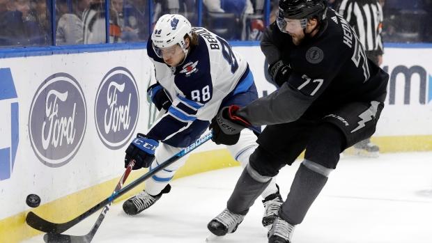 Beaulieu helps settle Winnipeg Jets' blueline turbulence - TSN.ca