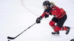 Team Canada player profile: Natalie Spooner