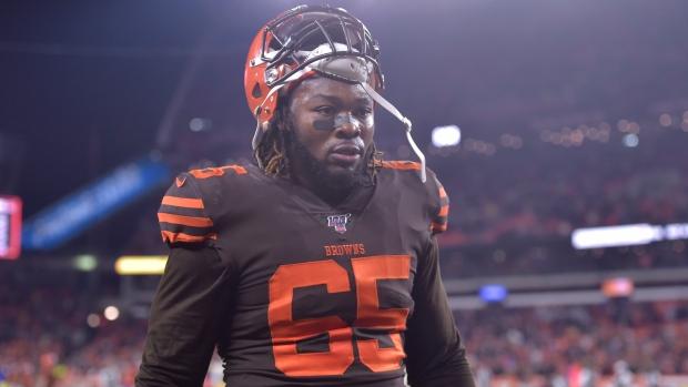 One-game suspension for Browns' Larry Ogunjobi's upheld - TSN.ca