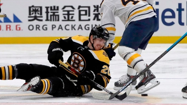 Bruins' Tuukka Rask robs Sabres' Evan Rodrigues with incredible save