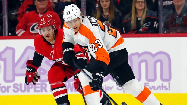 Philadelphia Flyers Oskar Lindblom to be treated for bone cancer - TSN.ca