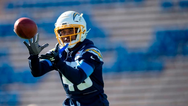 Chargers cornerback Davis suspended two games