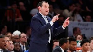 Duke coach Krzyzewski to retire after season